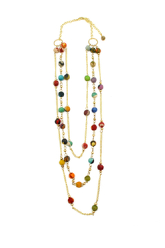 Anju Handcrafted Artisan Jewelry Aasha Necklace - Product List Image