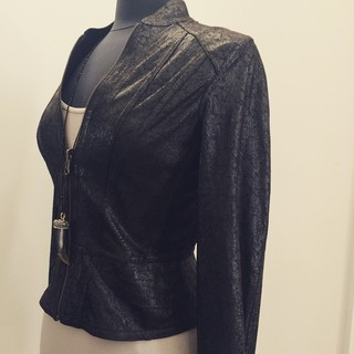 Shoptiques Product: Sleek Flip Jacket