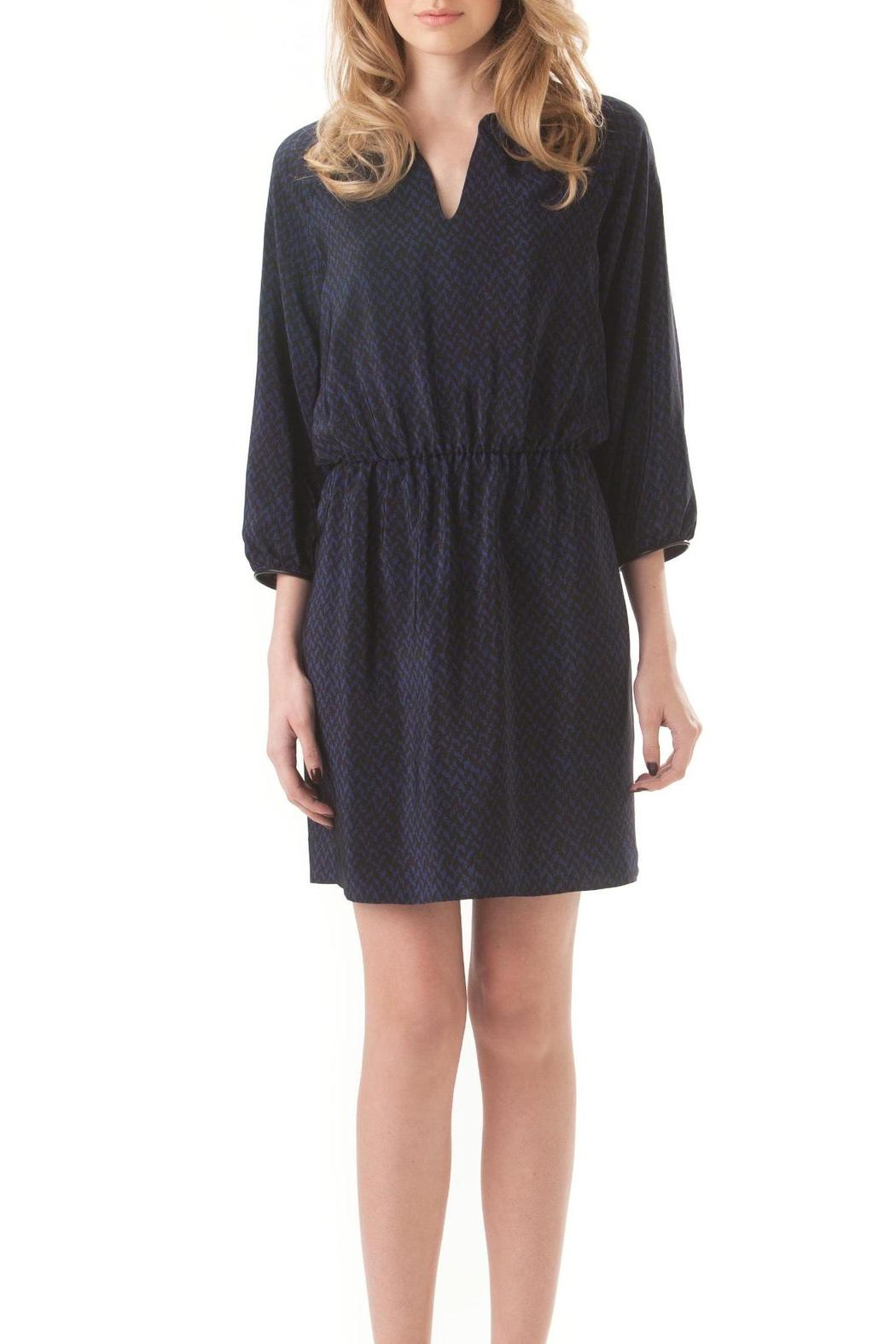 Leona Necessary Silk Dress - Front Cropped Image