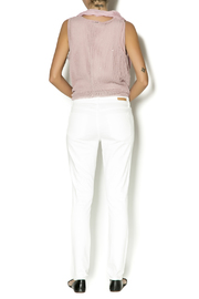 Articles of Society White Skinny Jeans - Side cropped