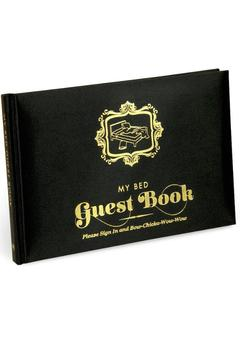 Knock Knock  My Bed Guestbook - Product List Image