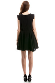 Event Chelsea Dress - Back cropped