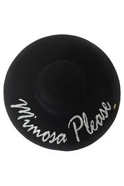 Abaco Beach Company Mimosas Beach Hat - Front cropped