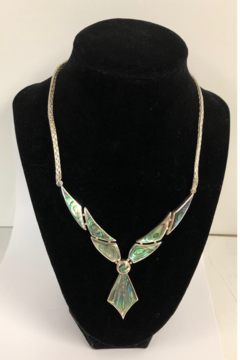 ACleoni Abalone Necklace - Product List Image