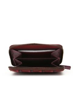 Shoptiques Product: Amantine Red Leather Purse