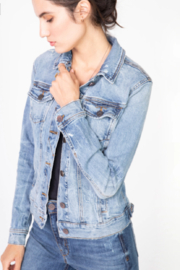 Unpublished Abbie Denim Jacket - Product Mini Image