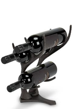 Abbott Collection Antler Wine Rack - Product List Image