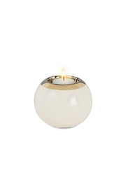 Abbott Collection Ball Tealight Holder - Front cropped
