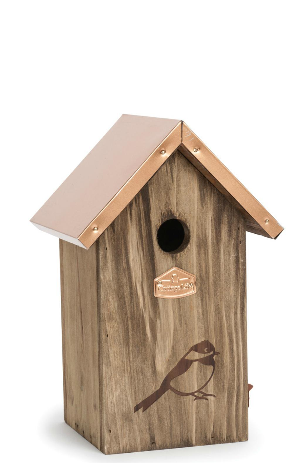 Abbott collection bird house from canada by mountain home for Bird home decor