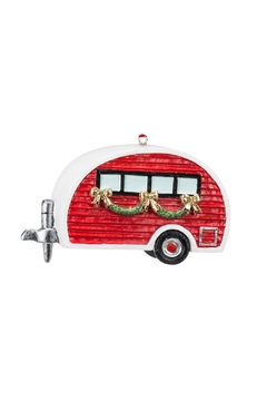 Abbott Collection Holiday Camper Ornament - Product List Image