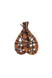 Abbott Collection Snowshoe Ornament - Product Mini Image