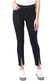 Liverpool Jeans Company Abby ankle front slit - Product Mini Image