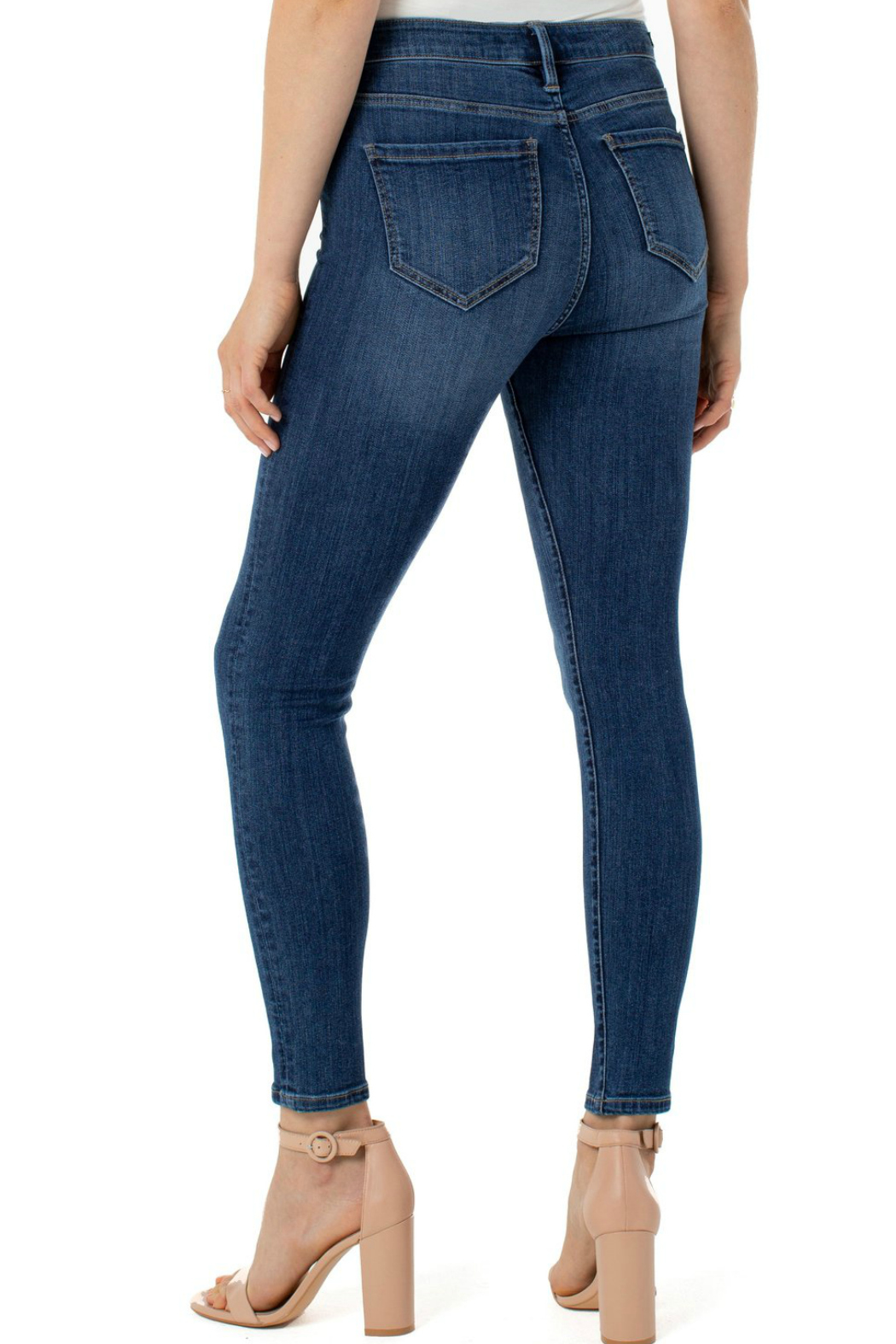 Liverpool  ABBY ANKLE SKINNY - Front Full Image