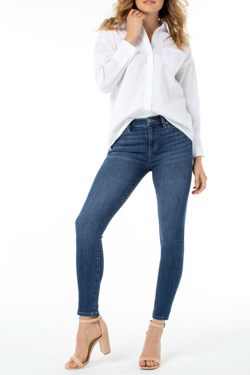 Liverpool  ABBY ANKLE SKINNY - Main Image