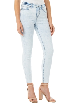 Liverpool  Abby Ankle Skinny in Heron - Product List Image