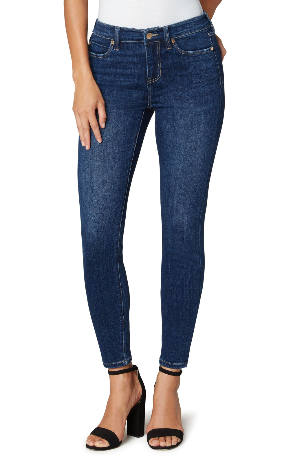 Liverpool  Abby Ankle Skinny Jean - Main Image