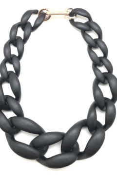 Shoptiques Product: Abby Chunky Chain Link Necklace