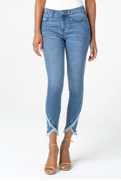 Liverpool Abby crop skinny - Product List Image