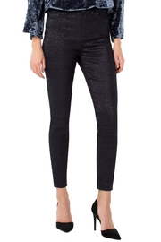 Liverpool  Abby Hi-Rise Sparkle Denim - Front cropped