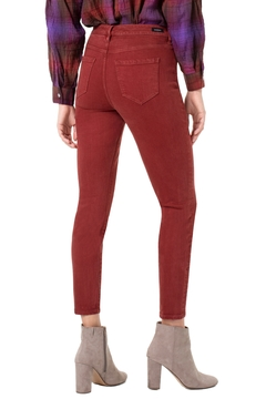 Liverpool  Abby High Rise Ankle Skinny - Alternate List Image