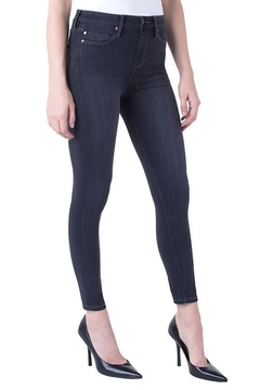 Shoptiques Product: Abby High Rise Ankle Skinny Jean