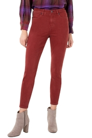 Liverpool  Abby High Rise Ankle Skinny - Front cropped
