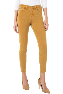 Liverpool Highrise Skinny Jeans - Product List Image