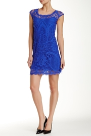 Nicole Miller Abby Lace Dress - Front cropped