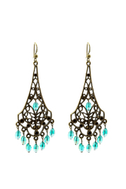Abby Lane Chandelier Earrings - Product Mini Image