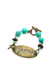 Abby Lane Faith Bracelet - Product Mini Image