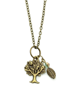 Abby Lane Tree Of Life Necklace - Alternate List Image