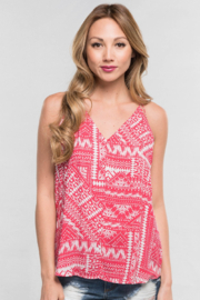 Lovestitch Abby Tank - Front cropped