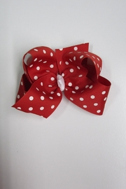 ABC Designs Hand-Tied Hair Bow - Product Mini Image