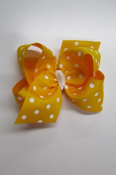 ABC Designs Hand-Tied Hair Bow - Product List Image
