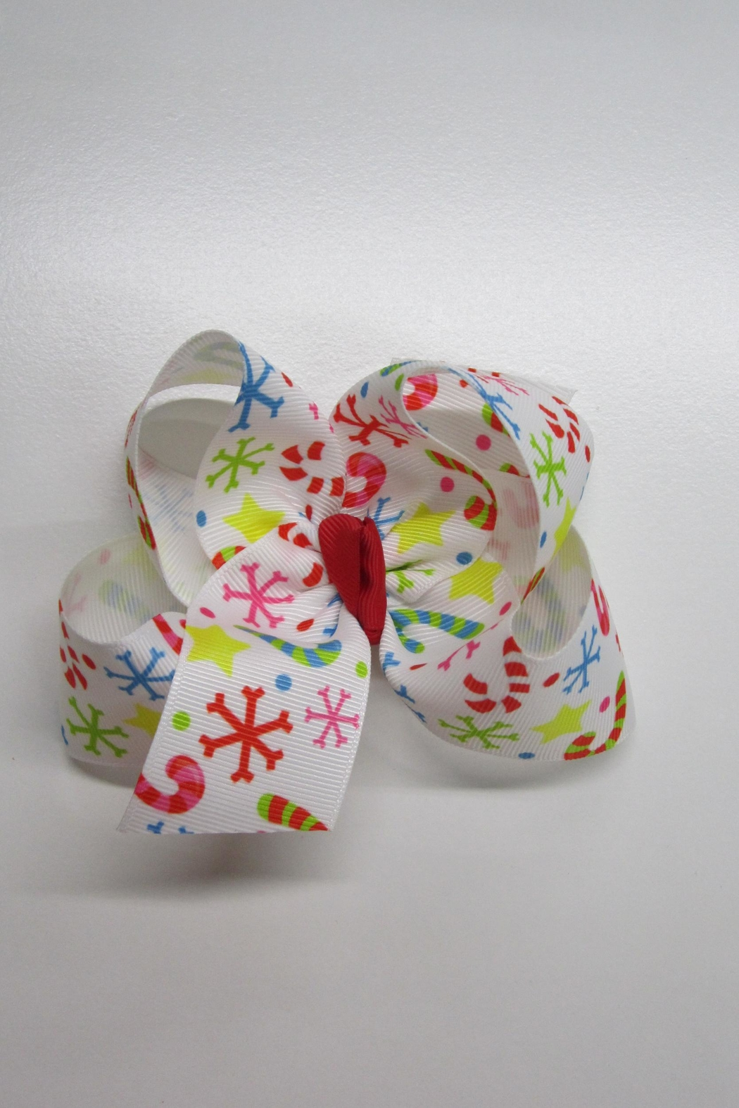 ABC Designs Hand-Tied Hair Bow - Main Image