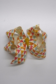 ABC Designs Hand Tied Hair Bow - Product Mini Image