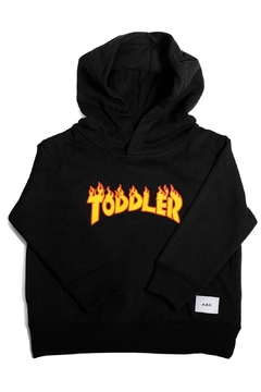 Shoptiques Product: Unisex Toddler Hoodie