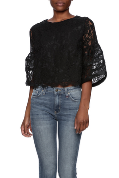 Abeauty by BNB Black Lace Shirt - Product List Image