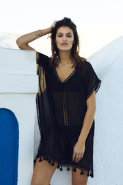 Skye Swimwear Abia Cover Up - Product Mini Image