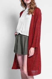 Pink Martini Abigail Cardigan - Front cropped