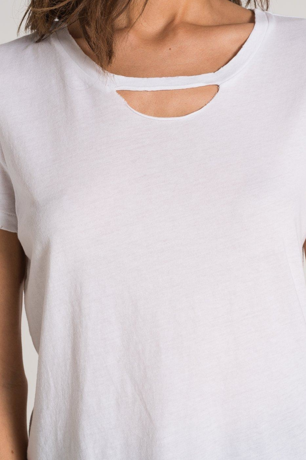 n:PHILANTHROPY Abigail Deconstructed Tee - Front Full Image