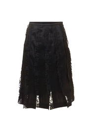 PinkOrchidFashion Abigail Kate Lace Panel Skirt - Product Mini Image