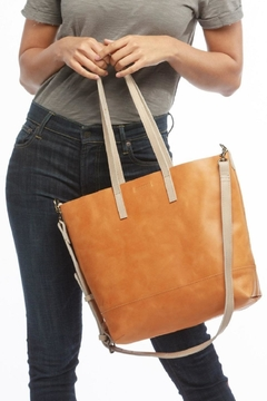 Able Abera Crossbody Tote - Product List Image