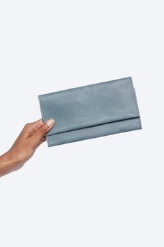 Shoptiques Product: Debre Wallet Denim/blue