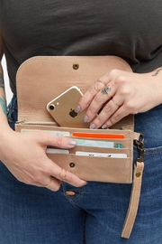 Able Mare Phone Wallet - Side cropped