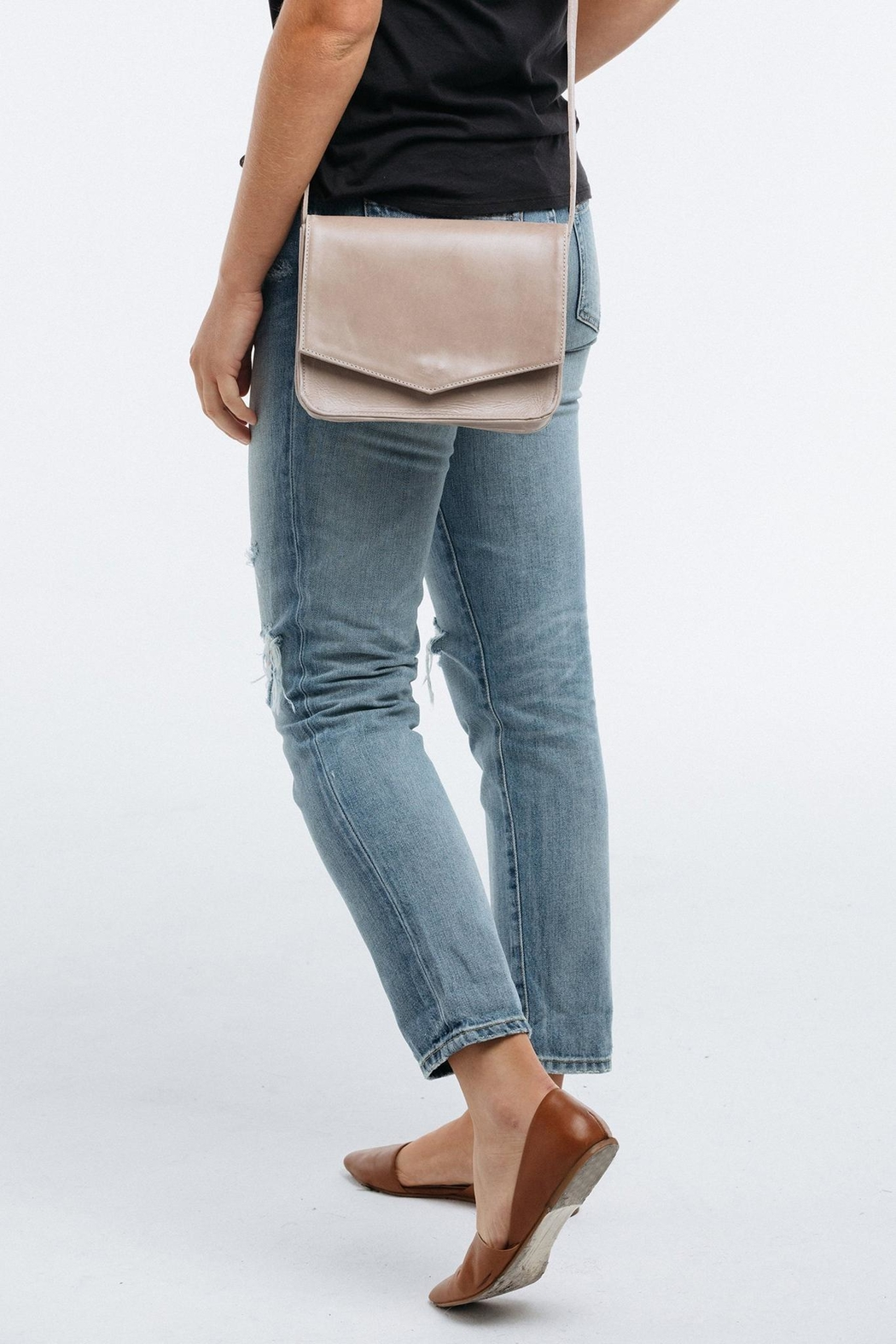 Able Tigist Crossbody Bag - Front Cropped Image