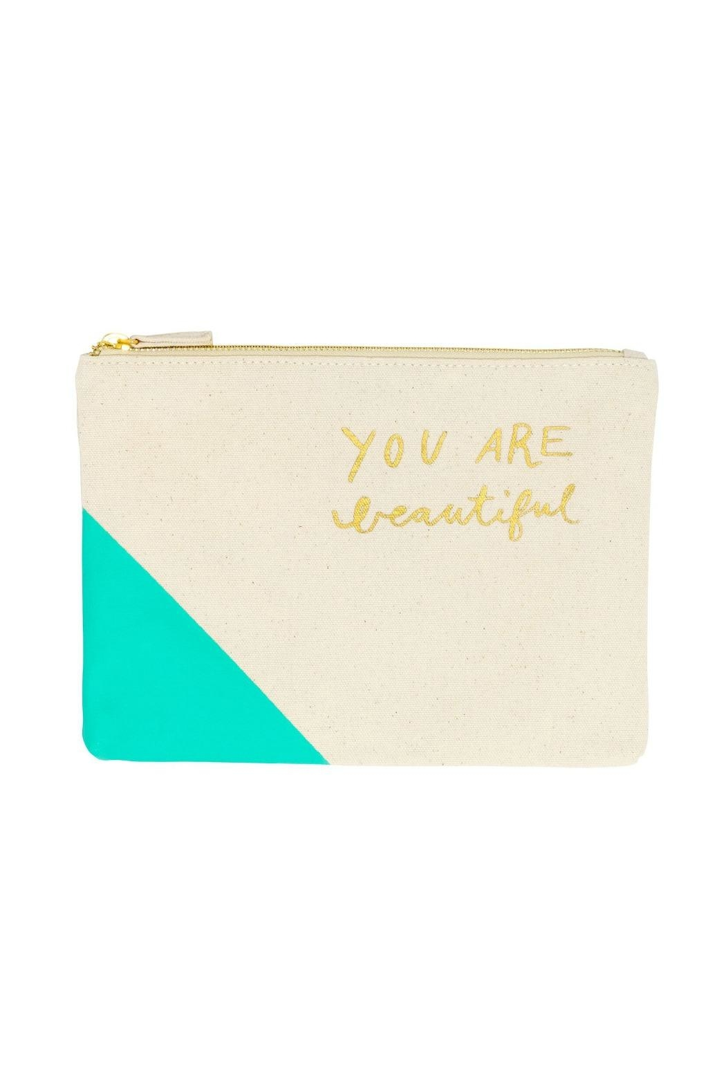 About Face Designs Beautiful Pouch - Main Image
