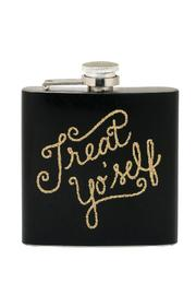 About Face Designs Golden Flaked Enameled Flask - Product Mini Image