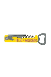 About Face Designs Hello Weekend Corkscrew - Product Mini Image