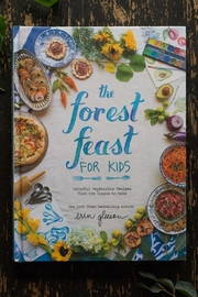 Abrams Forest Feast For Kids Cookbook - Product Mini Image